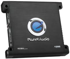 com planet audio ac anarchy watt full range com planet audio ac1200 4 anarchy 1200 watt full range class a b 2 to 8 ohm stable 4 channel amplifier car electronics