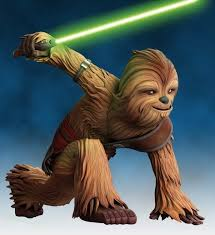 Image result for wookie star wars