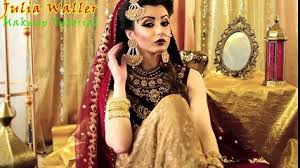 stani bridal makeup tutorial in urdu 2016 by julia waller asian bridal makeup video dailymotion