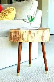 tree trunk furniture for sale. Tree Trunk Slices Table Stump Furniture End Tables Base For Sale