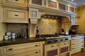 Image Of: Distressing Kitchen Cabinets
