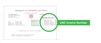 Invoice Reference Example