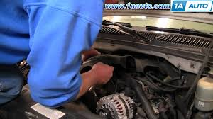 chevy 6 0 engine diagram how to replace pcv valve 2000 03 6 0l gm chevy silverado sierra how to replace