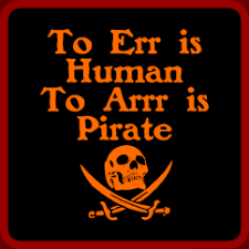 Image result for pirate sayings