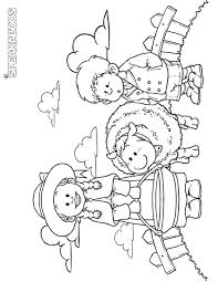 Small Picture Coloring Pages Baa Baa Black Sheep Speakaboos Worksheets