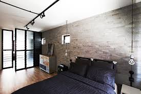 Small Picture This industrial HDB flat is edgy yet cosy Singapore Spaces and