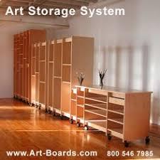 art supply storage furniture