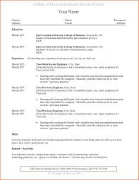 Recent College Grad Resume Samples Recent College Graduate Resume New College Grad Resume Templates