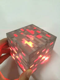 Minecraft Led Light Buy Online Minecraft Led Creeper Red Stone Lamp Lights Toy