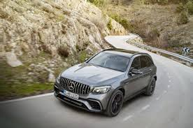 It has a good predicted reliability rating and a. Nhtsa Crashes 2018 Mercedes Benz Glc Class Rates It Five Stars
