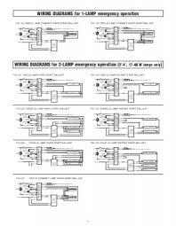 dual lite emergency ballast wiring diagram dual wiring diagrams for 1 lam on dual lite emergency ballast wiring diagram