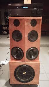 sound system speaker box design. homemade stereo speaker cabinet sound system box design t