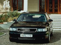1999 Audi A8 (d2) – pictures, information and specs - Auto ...