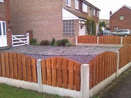 Small Picture Garden Design Garden Design with Wood Fencing Middleton Garden