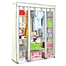 small portable wardrobe wardrobes clothes drying rack compact dryer closet port small portable wardrobe