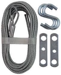 garage door extension cable 2 pack