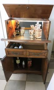 vintage lane homeoffice bar liquor cabinet wmirror light key local pu so cal ebay vintage home office84 vintage