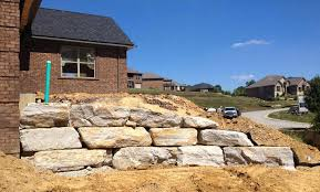 retaining wall louisville ky