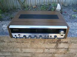 vintage sony receiver. image is loading vintage-sony-receiver-amplifier-str-230a-japan vintage sony receiver