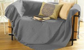 easy care sofa throws