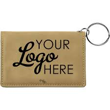 add to my lists leather keychain wallet