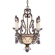 illumine 6 light mini chandelier new tortoise shell w silver gold finish clear crystals