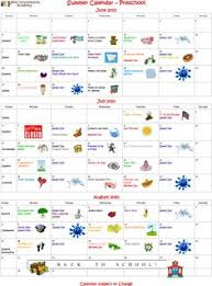 27 Images Of Summer Camp Activity Schedule Template Netpei Com
