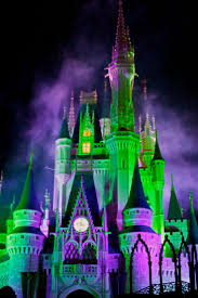 images about walt disney world halloween the castle at halloween