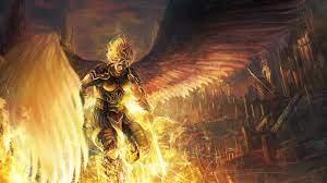 Angel Warrior HD Wallpaper