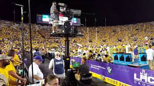 Tiger Stadium Never Sit On Row 1 In Section 103