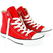 code for red converse high tops 2610a 1cc25