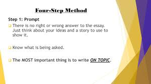 how to write a winning reflective narrative essay in minutes  5 four step