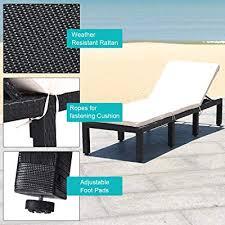 happygrill 2pcs set patio furniture