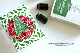 Stampin Up Seasonal Decorative Masks 100 ways to use Seasonal Decorative Masks or stencils Video Post 52