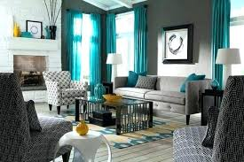 Gray Living Room New Design