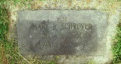 Mary Rosanna Palmer Schroyer (1894-1986) - Find A Grave Memorial