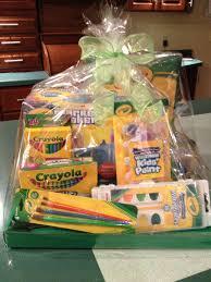 Raffle Prize Ideas For Kids Raffle Basket Auction Baskets Kids Gift Baskets