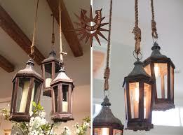 image of rope chandelier restoration hardware image of rope chandelier pottery barn