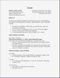 Personal Statement On Resume Delectable Perfect Resume Objective The Best Solutions Of For Business A Good