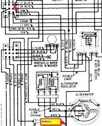 1981 camaro alternator wiring diagram 1969 Camaro Wiring Schematic 67 Camaro Wiring Schematic
