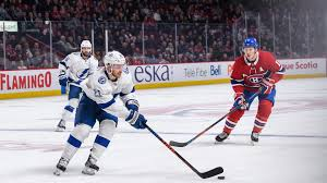 Montreal Canadiens Goal Light Highlights Tampa Bay Lightning 3 Montreal Canadiens 1