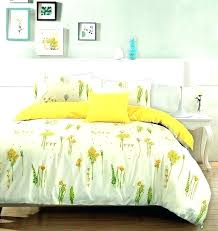 gray and yellow bedding green and yellow bedding black and yellow bedding medium size of yellow