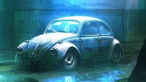 volkswagen beetle fantasy car