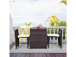 outdoor patio rattan furniture