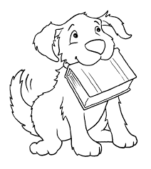 We've collected over 200 free printable disney coloring pages for the little ones to color all day long. Free Printable Dog Coloring Pages For Kids