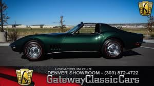 1968 Chevrolet Corvette Now Featured In Our Denver Showroom #177 ...
