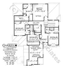 rivers call house plan courtyard house plans House Plans Courtyard rivers call house plan 03146, 2nd floor plan house plans courtyard garage