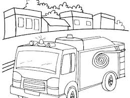 Free Fire Truck Coloring Pages Printable Fire Truck Pictures To