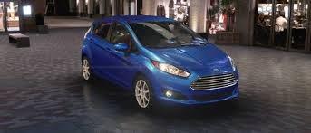 2019 Ford Fiesta Lineup Exterior Color Pictures