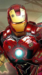 Download 1080x1920 wallpaper Iron man ...